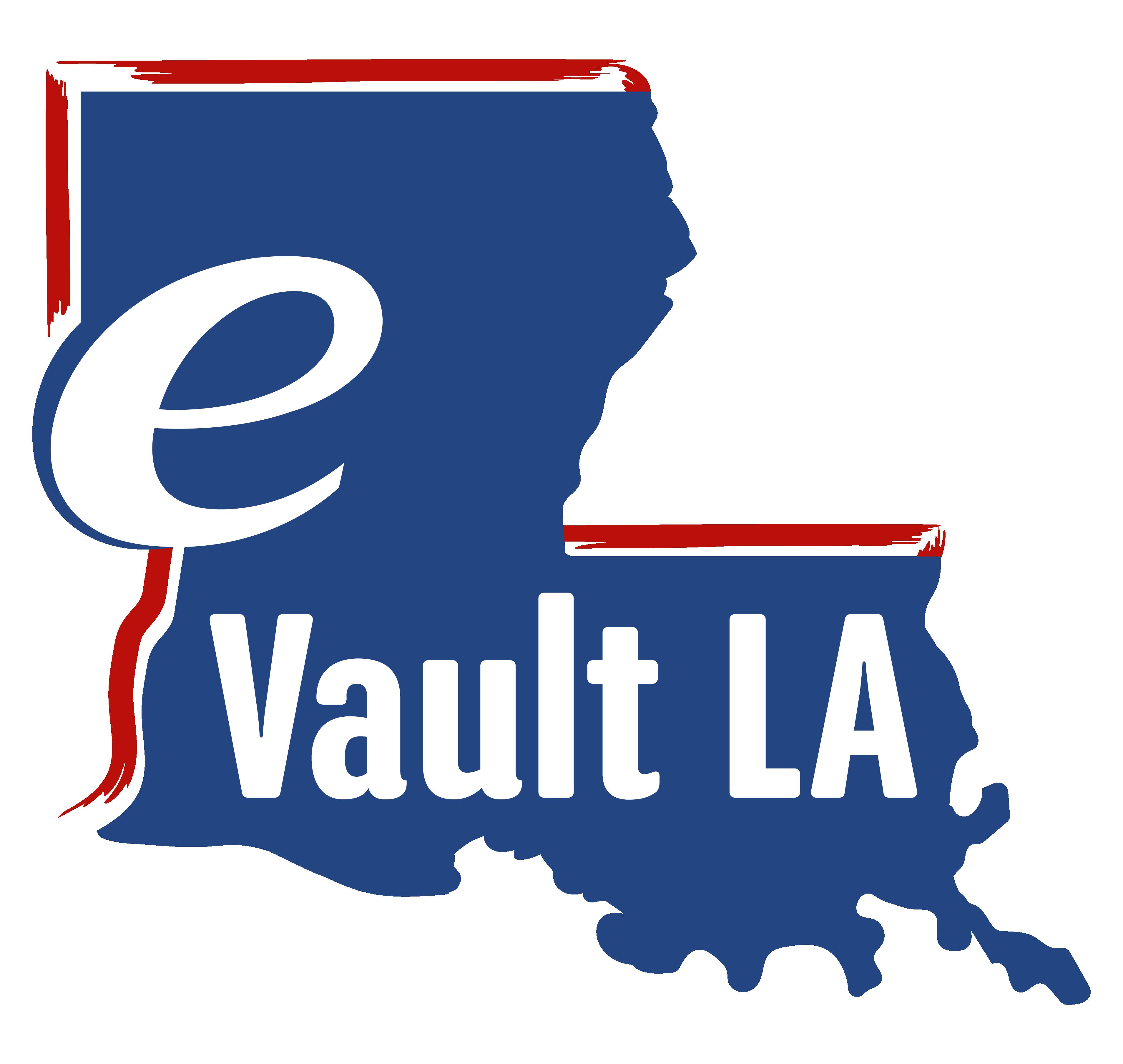 eVault LA logo